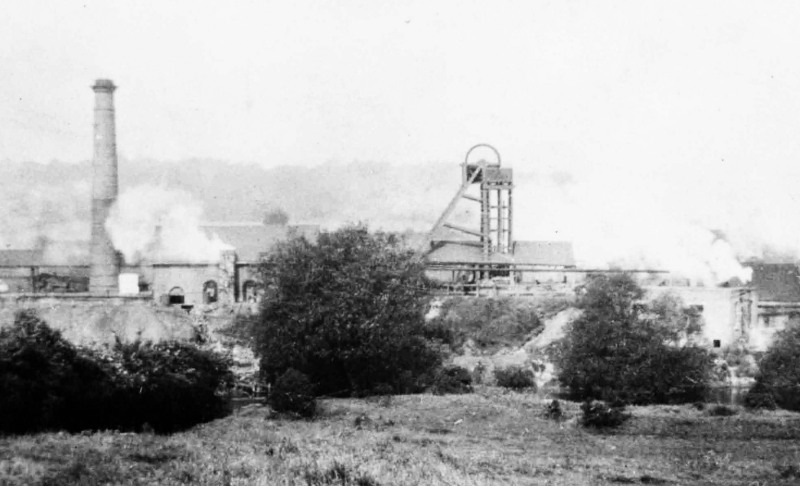 The Bug & Wink colliery